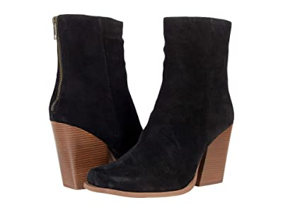 Seychelles Every Time You Go (Black Suede) Women