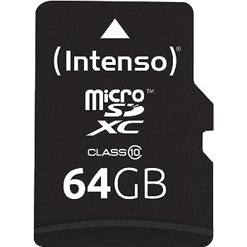 Kingston Sdc10g2 64gbsp Microsd Klasse 10 Bis Zu 45mb Computer Zubehör