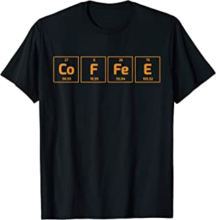 Best coffee periodic table Reviews