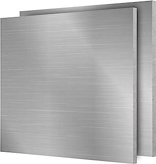 Aluminium Sheet Blanks 3,0mm AlMg 3 ALUMINIUM PLATE unilaterally wrapped