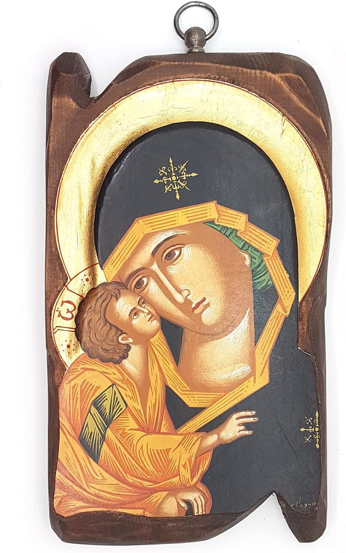 Maria Award Weekly update Donskaya Russian Mother of God Holy Holding Baby Jesu Mary