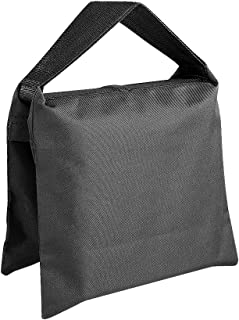 Neewer Heavy Duty Photographic Sandbag Studio Video Sand Bag for Light Stands, Boom Stand, Tripod (1 Pack)
