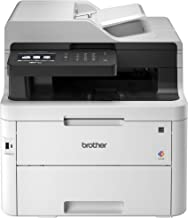 Brother MFC-L3750CDW Digital Color All-in-One Printer, Laser Printer Quality, Wireless..
