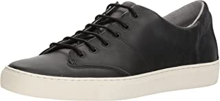 Men's Shoe Cooper Low Top All Leather Lace Up Sneaker
