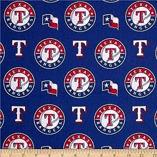 Best texas rangers fabric Reviews