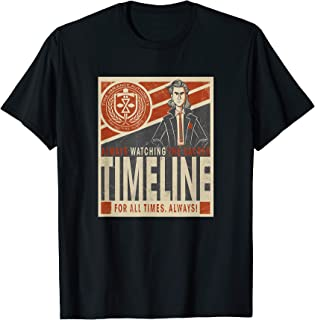 Marvel Loki TVA Always Watching The Sacred Timeline T-Shirt