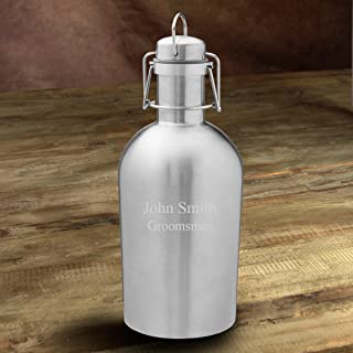 Best personalized beer growler Reviews