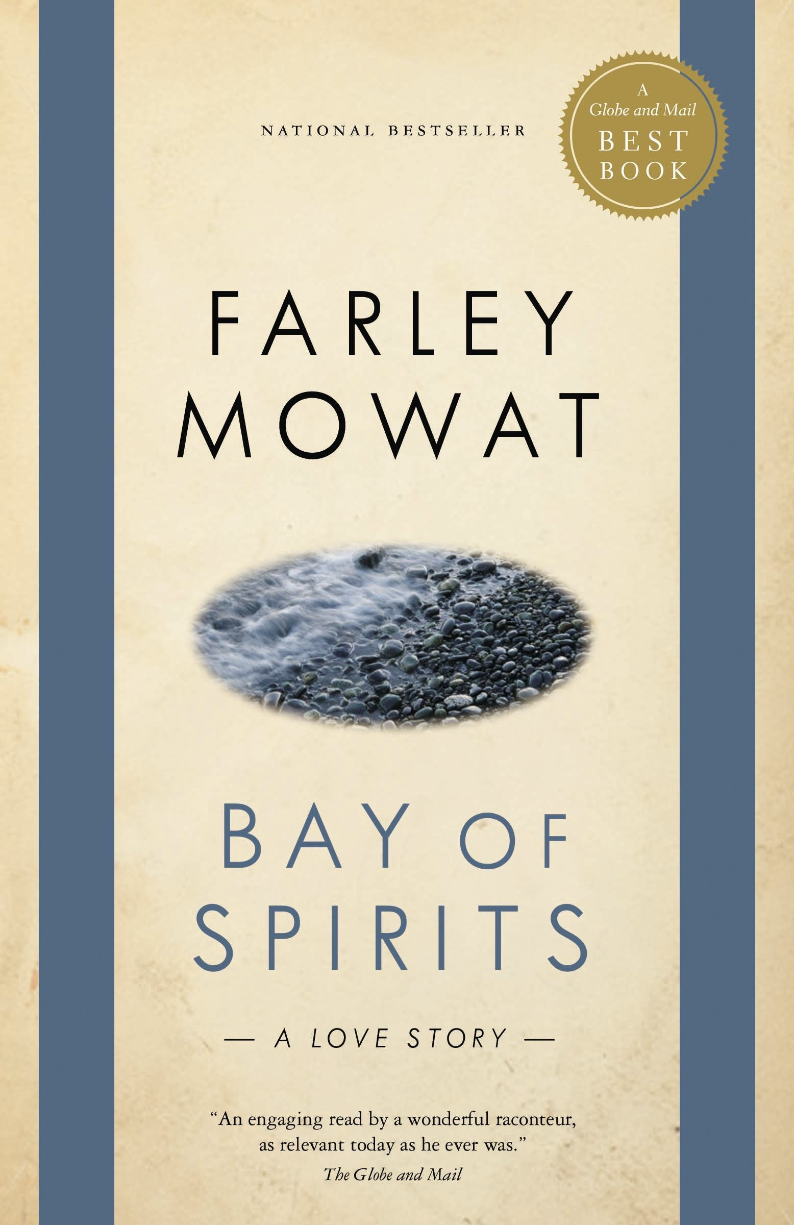Image OfBay Of Spirits: A Love Story (Globe And Mail Best Books)