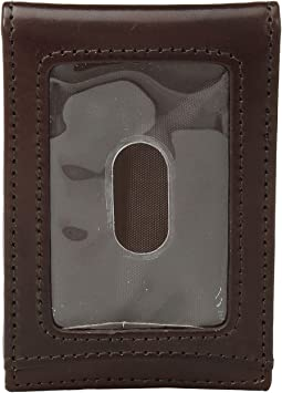 Johnston & Murphy Two Fold Money Clip