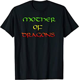 Mother Of Dragons T-Shirt
