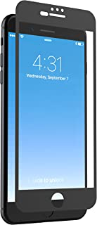 ZAGG Glass+ Luxe HD Clarity Screen Protector for Apple iPhone 7 Plus I7LBLS-BK0