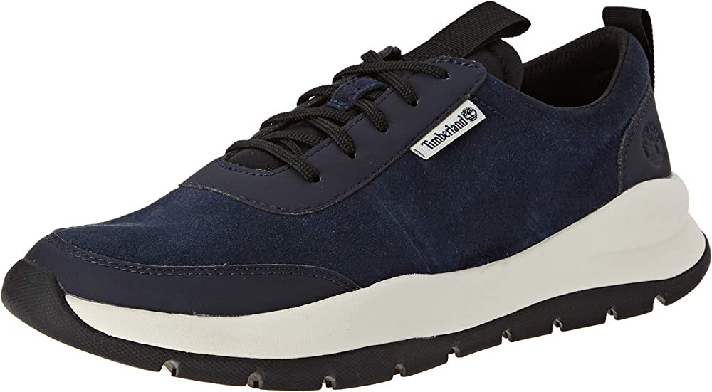 Timberland boroughs project leather oxford, sneakers basse per  uomo,in pelle scamosciata TB0A2CA3C641