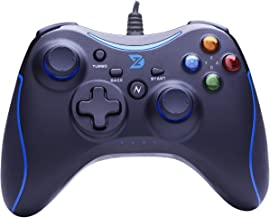 ZD-N【pro】[Blue] Wired Gaming Controller Gamepad for Nintendo Switch,Steam,TV Box PC(Win7-Win10),Android