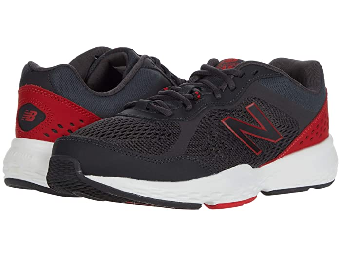 New Balance  517v2 (Phantom/Black/Team Red) Mens Shoes