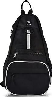 Ambry Rucksack für Damen, perfekt als Handtasche für kleinen Laptop oder Tablet, für Reisen, Pendeln und Schule