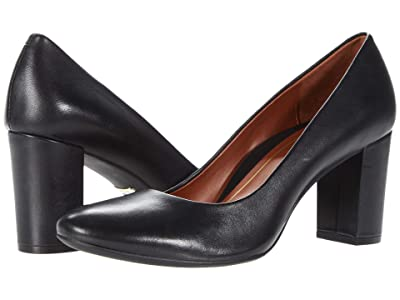 VIONIC Mariana (Black Leather) Women