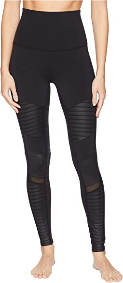 Extreme High-Waist Moto Leggings