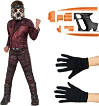 Guardians of The Galaxy Vol. 2 - Star-Lord Deluxe Children's Costume Kit