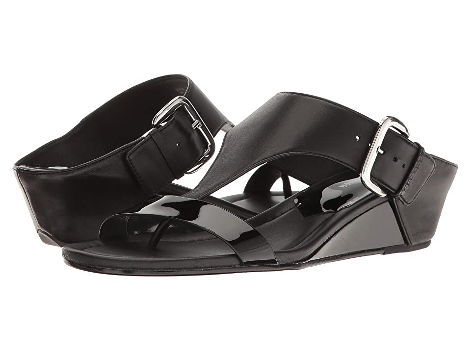 Donald J Pliner Doli 4 (Black Calf) Women