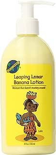 Circle of Friends Lala's Leaping Lemur Banana Lotion, 8 oz.
