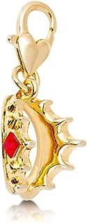 Disney Couture Snow White Princess Crown Charm