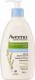 Aveeno Daily Moisturizing Lotion Sheer Hydration 350mL