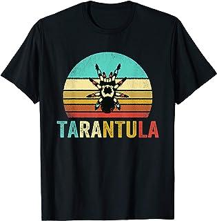 Vintage Tarantula Shirt Sunset