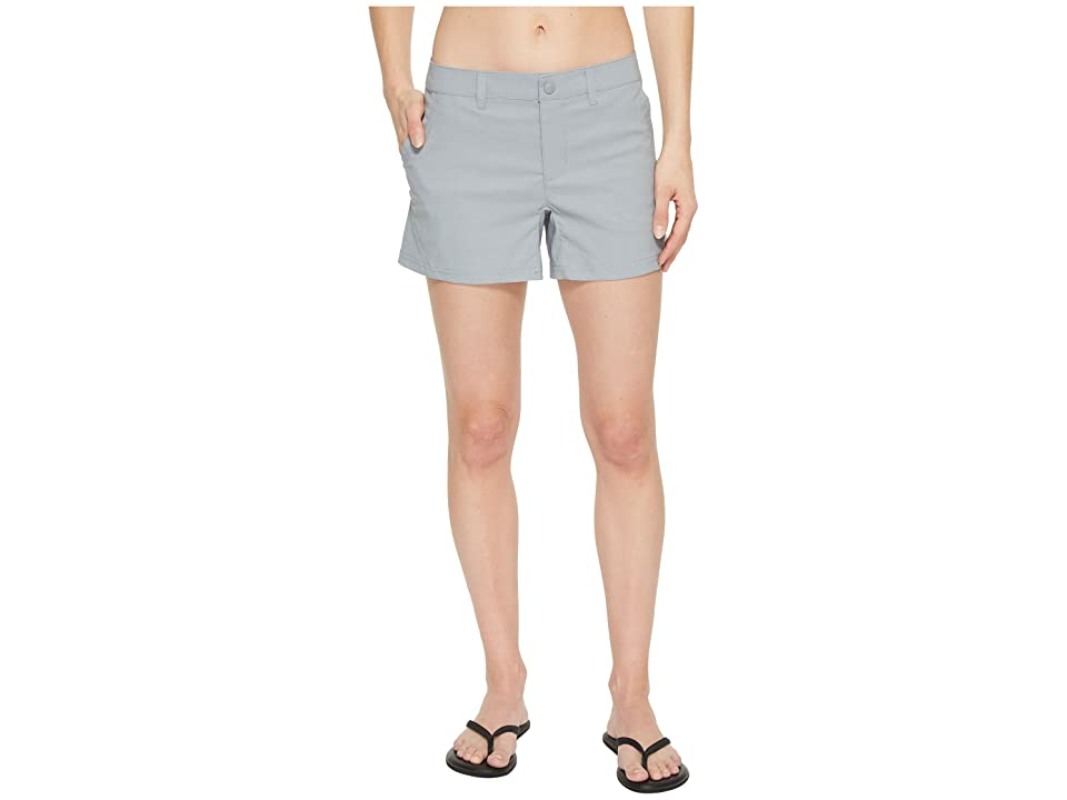 The North Face Adventuress Shorts (Mid Grey) Women