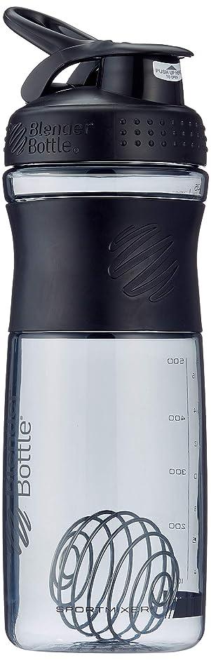 二年生是正是正ブレンダーボトル 【日本正規品】 ミキサー シェーカー ボトル Sports Mixer 28オンス (800ml) ブラック BBSME28 BKBK