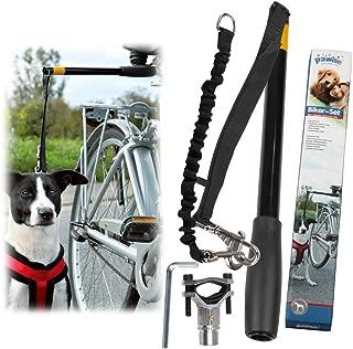 PAWISE Dog Bike Leash Hands Free Dog Leash 550-lbs Pull Strength Leash