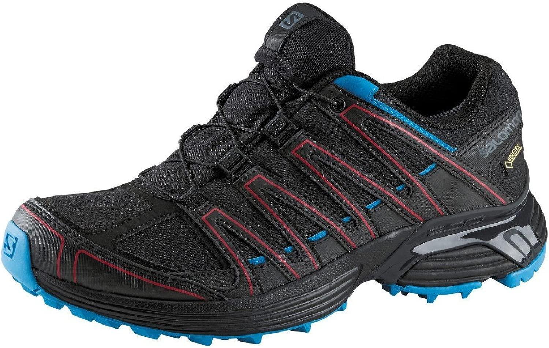 Damen Trail Running Schuh XT Tucana GTX W schwarz   blau