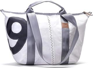 360° Taschenagentur Kramer Einkaufstasche Strandtasche Reisetasche, recyceltes Segeltuch