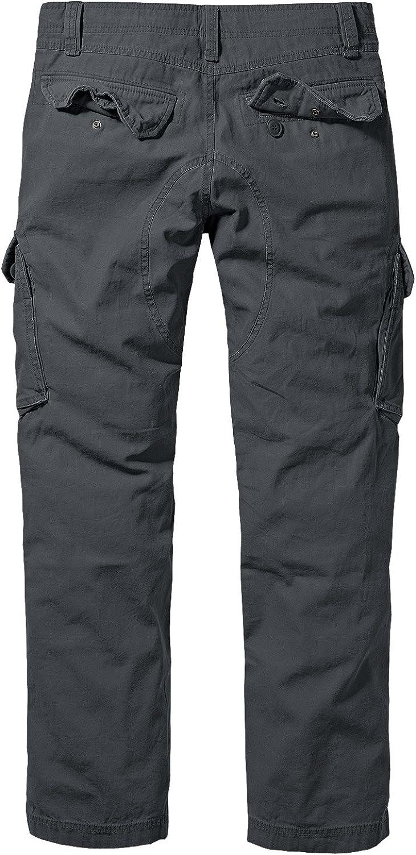 Pantalones cargo para hombre Brandit Texas Slim Vintage