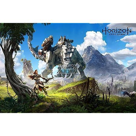 Horizon Zero Dawn-Complete Edition POSTER Photo-Tasse gobelet #118370 9x8cm
