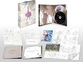 【Amazon.co.jp限定】『劇場版 ヴァイオレット?エヴァーガーデン』 Blu-ray(特別版)(三方背収納ケース付)