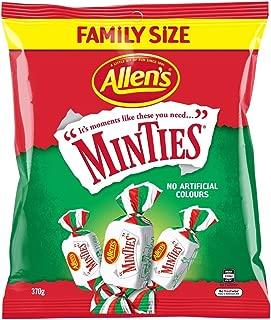 Allen's Minties 370g Family Size (Made in Australia)