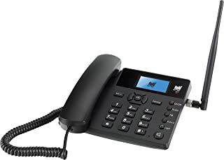 Telefone, Bedin Sat, Celular de Mesa 0050501008, Preto