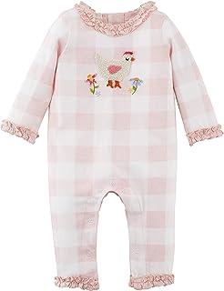 Baby Girls' Crochet Chicken 1 Piece Outfit