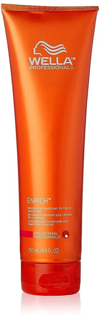 配管工弾性小人Enrich Moisturizing Conditioner For Fine To Normal Hair