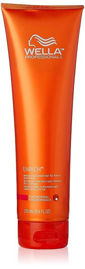 再生可能接続詞リブEnrich Moisturizing Conditioner For Fine To Normal Hair