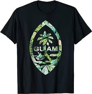 Guam Seal Jungle Style Tee Shirt