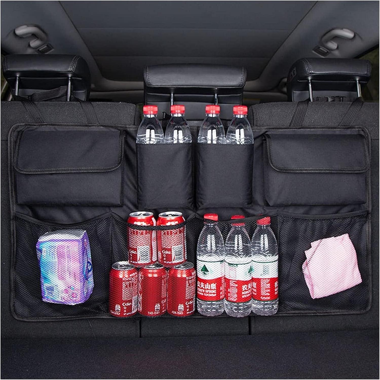 FWJSDPZ Organizer for Car Trunk Max 40% OFF Rear Storage Bag Adjustable Max 47% OFF