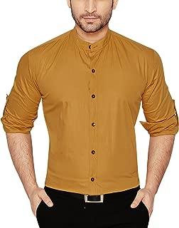 Global Rang Men's Cotton Casual Shirt
