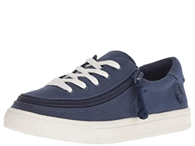BILLY Footwear Kids Classic Lace Low (Toddler/Little Kid/Big Kid) SINGLE SHOE (Navy) Kid