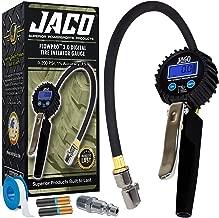 JACO FlowPro 2.0 Digital Tire Inflator with Pressure Gauge - 200 PSI