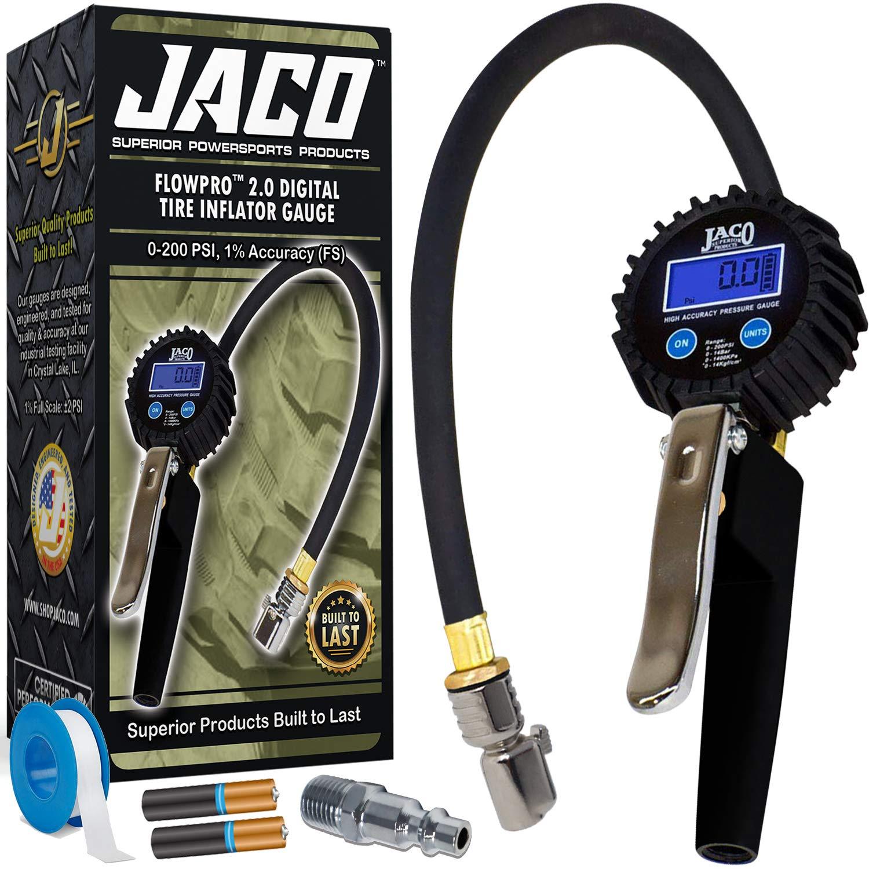 JACO FlowPro Digital Inflator Gauge