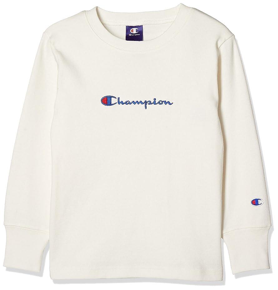 王朝きょうだい後継[チャンピオン] 長袖Tシャツ CX7108 ボーイズ