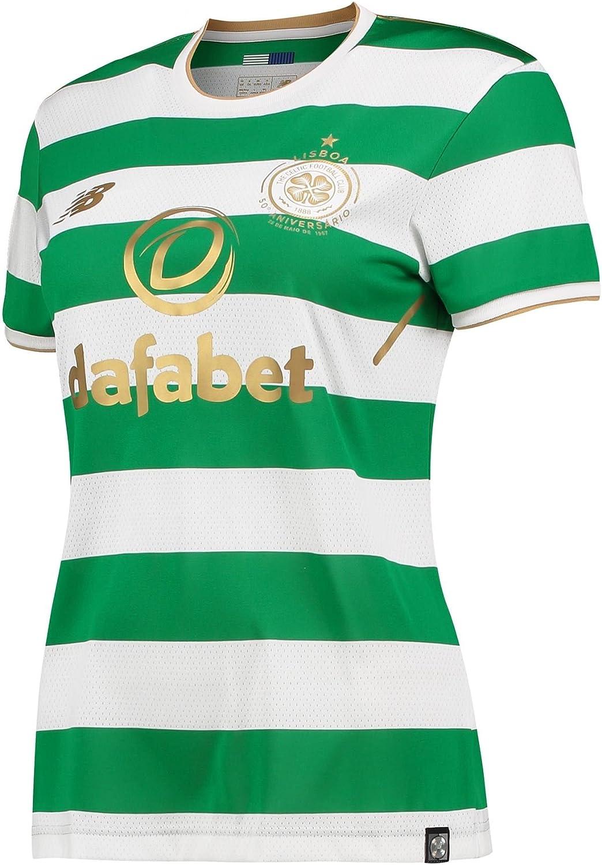 20172018 Celtic Home Ladies Football Shirt