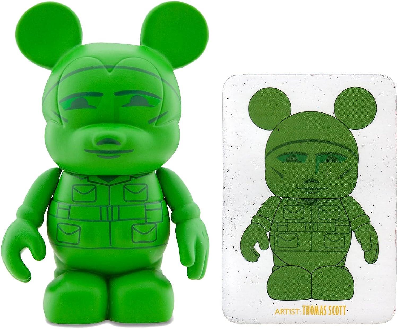 Army Man by Thomas Scott  Disney Vinylmation 3  Toy Story Series Designer Figure (Disney Theme Parks Exclusive) by Vinylmation