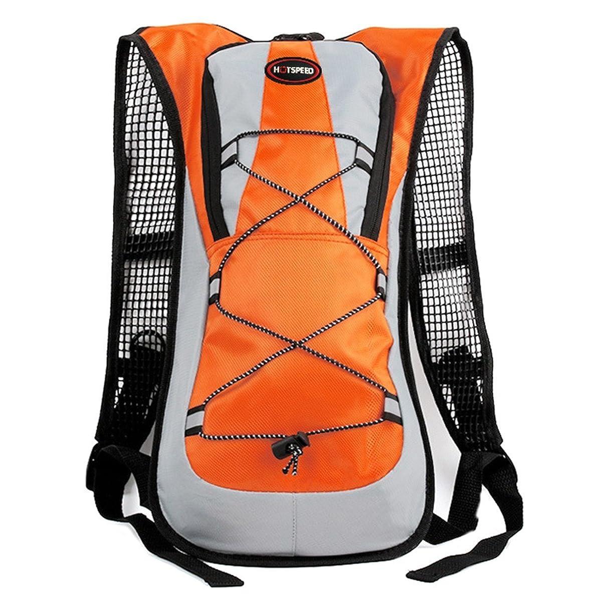 換気適応高層ビルVanly サイクリングバッグ 超軽量 防水 通気 5L アウトドア 登山 自転車バッグ ジョギング ハイキングリュック 4色選択 男女兼用